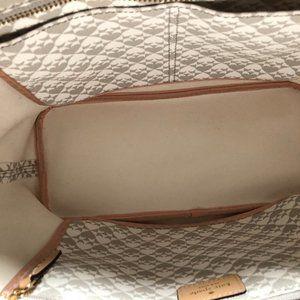 kate spade Bags - Kate Spade Margareta Tote Grey/White